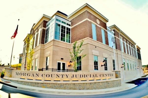 Elliott Supply and Glass Morgan County Judicial Center - Glass Contractor