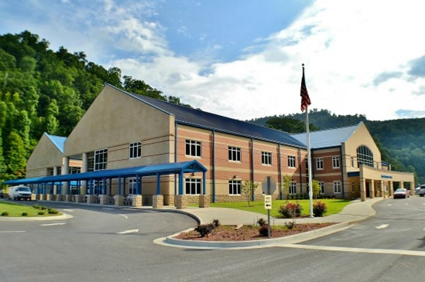Elliott Supply and Glass Phelps Elementary School - Mechanical, Electrical, & Glass Contractor